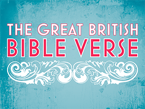 The Great British Bible Verse
